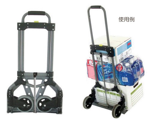 【楽器運搬に最適】キャリーカート特集!!【補助輪、3輪】