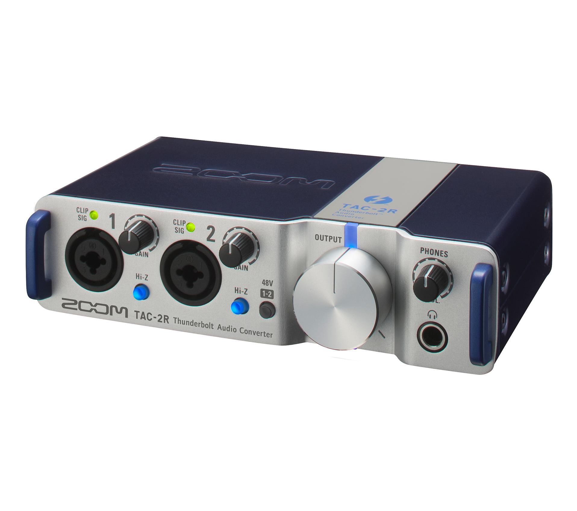 ZOOM TAC-2Rオーディオインターフェースでハイレゾ録音し、巷CDよりハイクオリティな音源を配信しよう