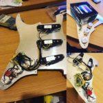 ジャパンビンテージギターを甦らせる!その4:ピックアップ交換〜完成!
